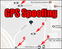 GPS Spoofing A Growing Problem for Uber